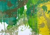Reflection-Screen-print-Karen-Stansfield
